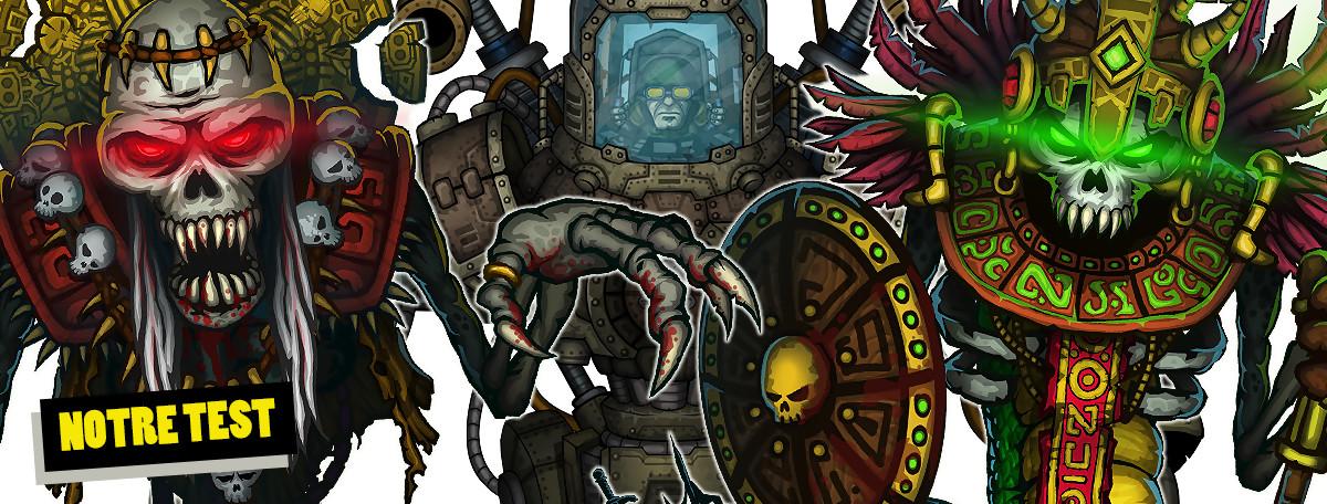 Test Fury Unleashed : quelqu'un a mis du Metal Slug dans mon Comix Zone !