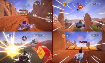 Garfield Kart Furious Racing
