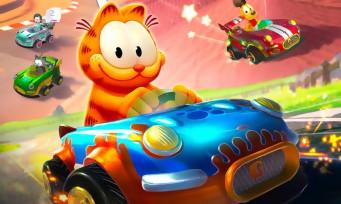 Garfield Kart Furious Racing : un trailer de lancement avec enfin du gameplay