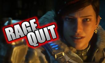 Gears 5 : les développeurs sans pitié avec les habitués du rage quit
