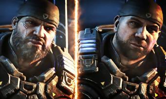 Gears 5 : Dave Bautista est la star de la vidéo consacrée à la MAJ Xbox Series X|S