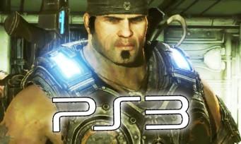 Gears of War 3 : une version du jeu en développement refait surface... sur PS3 !