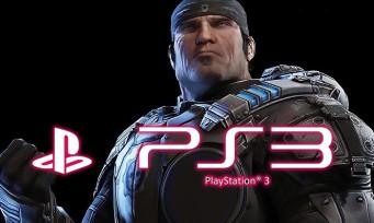 Gears of War 3 : une version du jeu sur PS3 refait surface