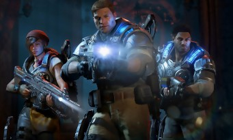 Gears of War 4 : trailer de gameplay à l'E3 2016