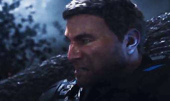 Gears of War 4 : un nouveau trailer tout en cinématique