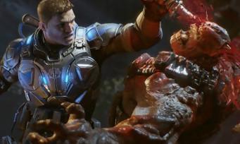 Gears of War 4 : une vidéo pour les cartes Impact Dark et War Machine