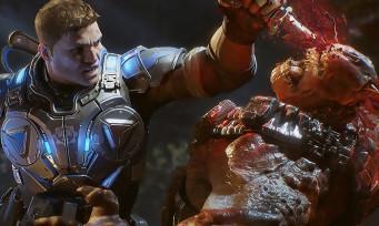 Gears of War 4 : 10 minutes de gameplay 4K de la gamescom