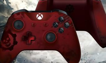 Xbox One Slim : nouvelle vidéo pour la console collector Gears of War 4