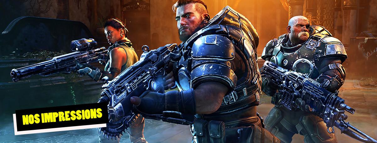 Gears Tactics : l'équilibre parfait entre action et tactique au tour par tour ?