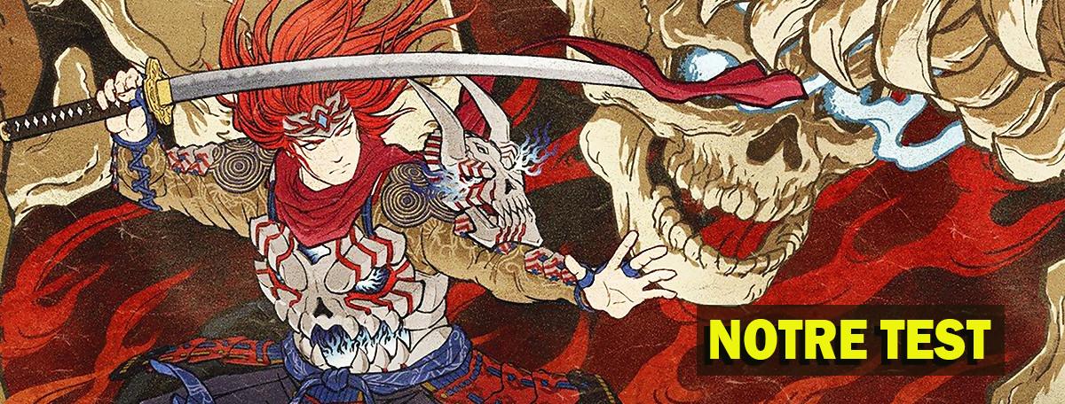 Test GetsuFumaDen: Konami a enfin son Dead Cell et c'est plutôt réussi !