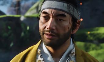 Ghost of Tsushima Director's Cut : un Story Trailer pour découvir Iki Island