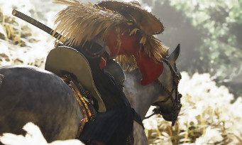Ghost of Tsushima : du gameplay tranchant pour la nouvelle exclu PS4 !