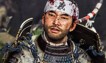 Ghost of Tsushima : le trailer de lancement en 4K est là, en VF, Anglais et Jap