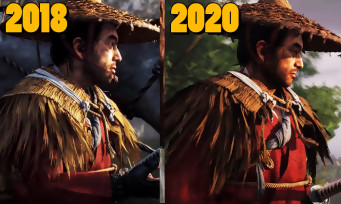 Ghost of Tsushima : 2018 vs 2020, y a-t-il eu du downgrade ?