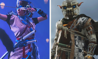Ghost of Tsushima : des costumes God of War, Horizon, Bloodborne et Shadow of th