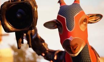 Goat of Duty : un FPS avec des chèvres qui combattent avec des bazookas