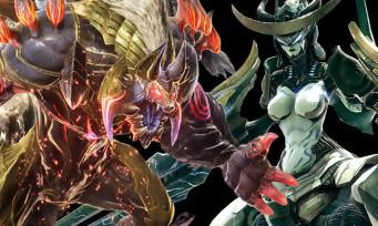 God Eater 3 : du gameplay avec les Aragami Anubis et Habakiri