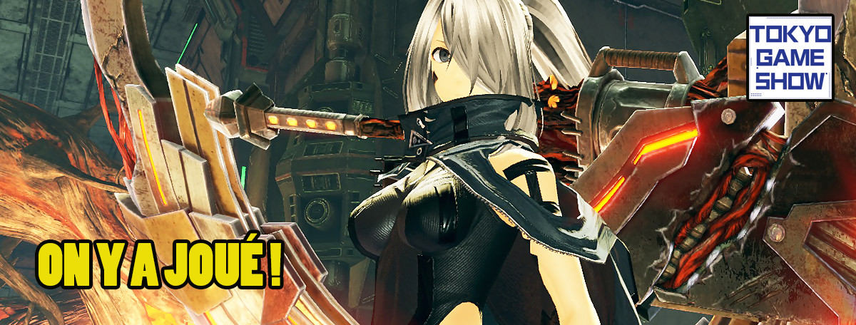 God Eater 3 : on y a joué à Tokyo, à la hauteur d'un Monster Hunter ?