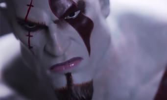 God of War 4 : une vidéo teasing cachée dans l'annonce de la figurine Kratos
