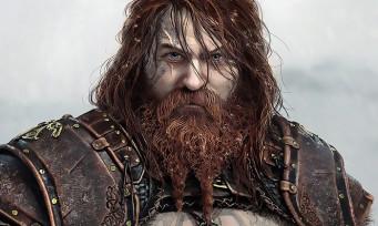 "God of War Ragnarök : le design de ""Fat Thor"" divise, Santa Monica s'explique"
