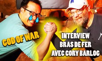 GOD OF WAR : notre interview bras de fer avec le créateur de God of War