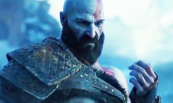 GOD OF WAR : 30 secondes de pur bonheur sur PS4 Pro