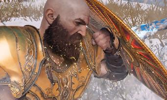 God of War : plus de précision sur le mode new game + tant attendu