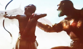 GOD OF WAR : voilà à quoi aurait pu ressembler le jeu en Egypte