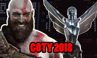The Game Awards 2018 : GOD OF WAR élu meilleur jeu de l'année