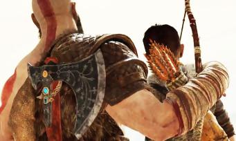 GOD OF WAR : Sony fait le point sur les ventes, le jeu cartonne toujours
