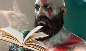 GOD OF WAR : un roman officiel va être adapté par Omaké Books