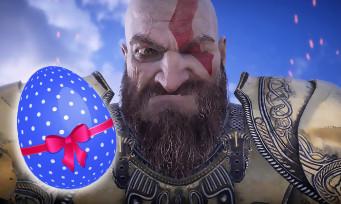 GOD OF WAR : un Easter Egg incroyable révélé 2 ans après la sortie du jeu