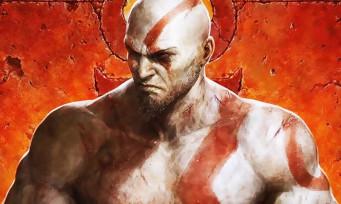 God of War : un comics racontera le périple de Kratos à la fin God of War 3