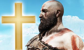 God of War : le christianisme fait aussi partie de l'univers, avoue Cory Barlog