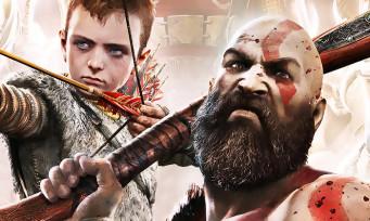 God of War : un poster divin pour les deux ans du jeu