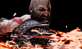 GOD OF WAR : la version PC officialisée, détails et trailer pour en prendre plein la tronche