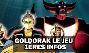 Goldorak : les premières infos sur le jeu en exclu, Microids nous dit tout !
