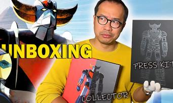 Goldorak : on vous fait découvrir le Press Kit et la BD en édition collector