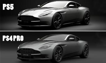 Gran Turismo 7 : une vidéo comparative avec Gran Turismo Sport