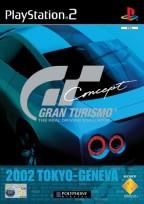 Gran Turismo Concept : 2002 Tokyo - Geneva