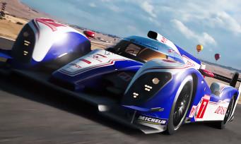Gran Turismo Sport : trailer de gameplay en 4K de la bêta