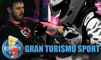 Gran Turismo Sport : on a testé le jeu et on a écrasé nos confrères