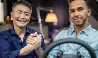 Gran Turismo Sport : la vidéo avec Lewis Hamilton qui joue au jeu