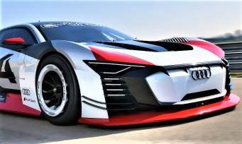 Gran Turismo Sport : trailer de gameplay de la Audi Vision GT