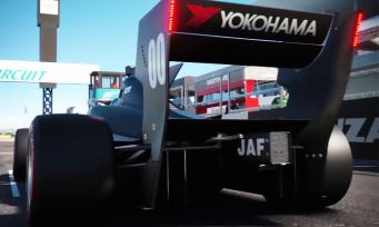 Gran Turismo Sport : un trailer acéré pour l'arrivée de la Dallara SF19