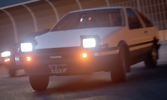 Gran Turismo Sport : une vidéo de gameplay avec l'AE86 Trueno