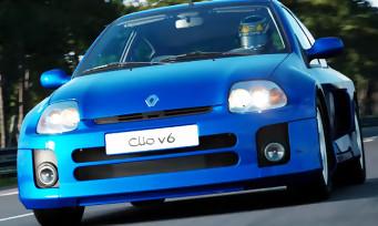 Gran Turismo Sport : un trailer de gameplay avec la Clio V6