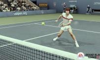Monter au filet est décisif dans Grand Chelem Tennis 2