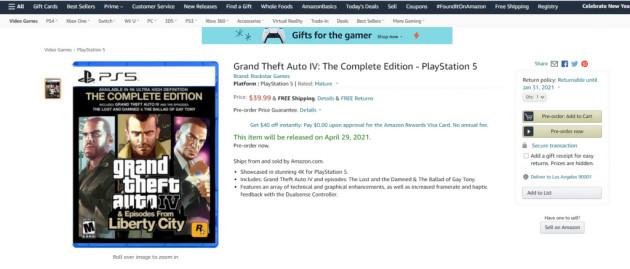 Grand Theft Auto IV : L Edition Intégrale