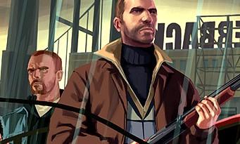 GTA 5 : le changement de perso désormais possible dans GTA 4 !